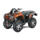 ARCTIC CAT 1000i MUD PRO PS ORANGE METALIC